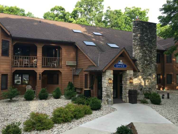 Door County's Landings Resort is a kid-friendly lodging choice for families.
