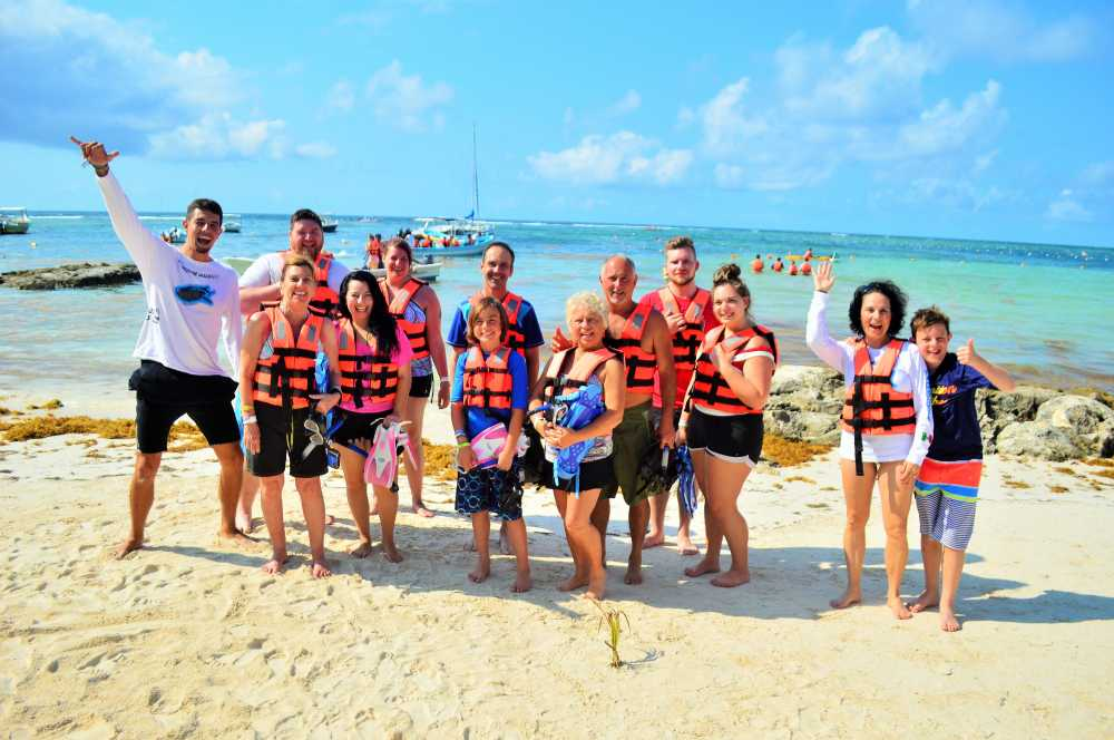 Excursions to Riviera Maya can be booked at the Seadust Cancun Family Resort