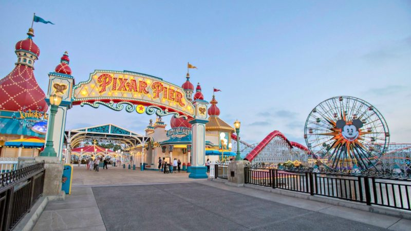 Disney California Adventure Essential Rides For Families