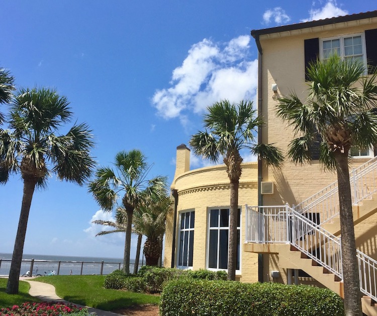 St. Simons Island has been home to the King and Prince Resort since 1935.