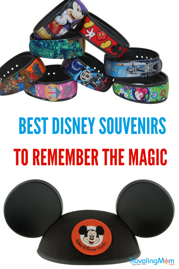 From Mickey Ears to Magic Bands and PhotoPass, TravelingMom bring you a list of the best Disney souvenirs to help your preschooler remember their first trip.