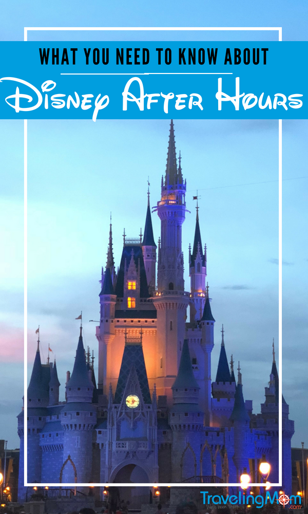 Disney After Hours has been a big hit for Disney, so they've brought back more dates in 2018. Grab these tickets before they get sold out, find out all the attractions available and the special perks that make this an evening not to be missed. #DisneyAfterHours #Disney #MagicKingdom #WaltDisneyWorld