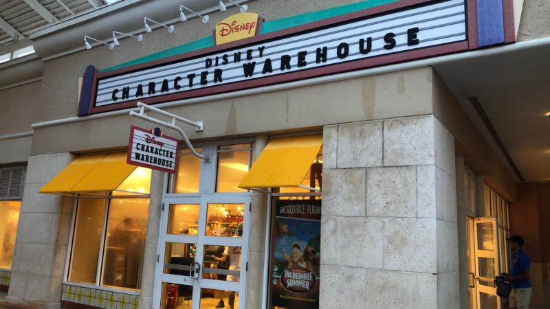43c4adfb Secret Disney Outlet Right Outside the Front Gate | TravelingMom