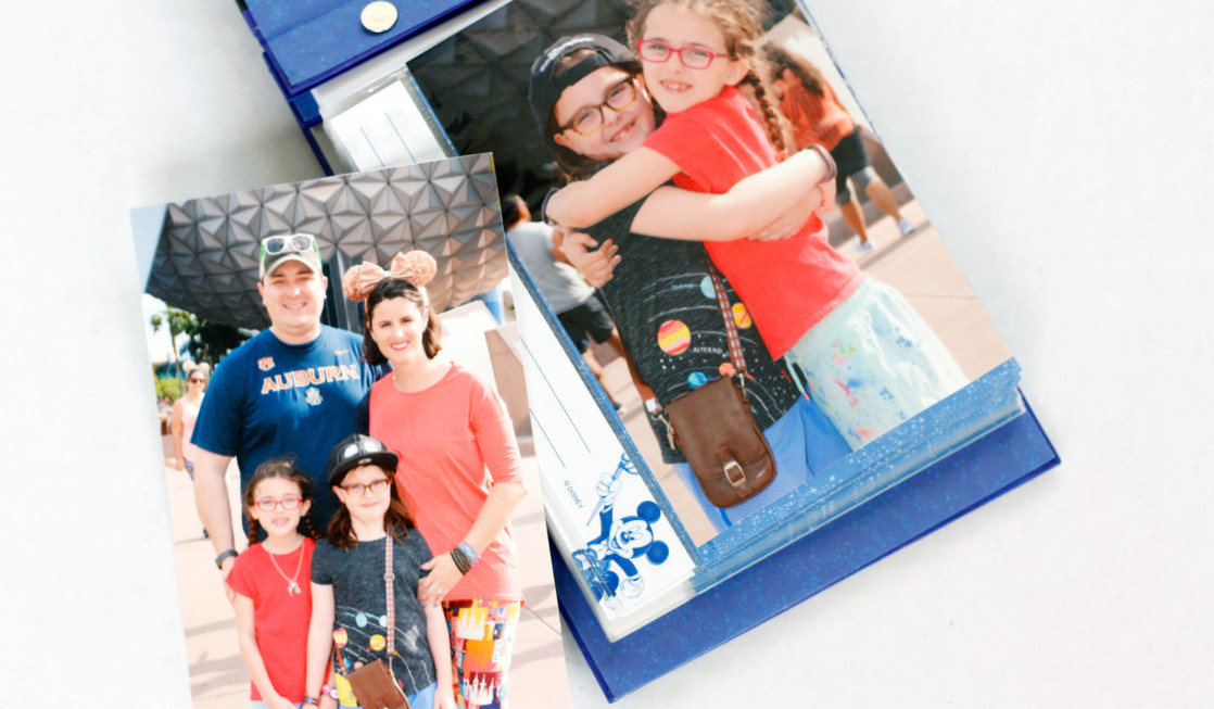 Capture those Disney memories and then print them out!