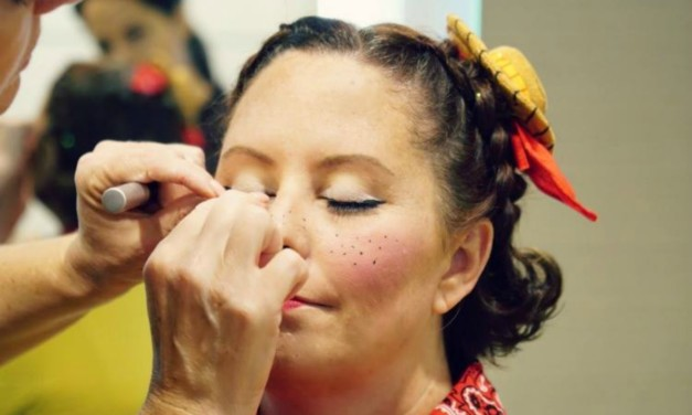 Character Couture Experience at Disney World: Makeover for Adults