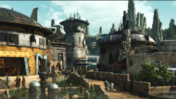 Disney Future Plans feature the late autumn 2019 opening of Star Wars: Galaxy's Edge.