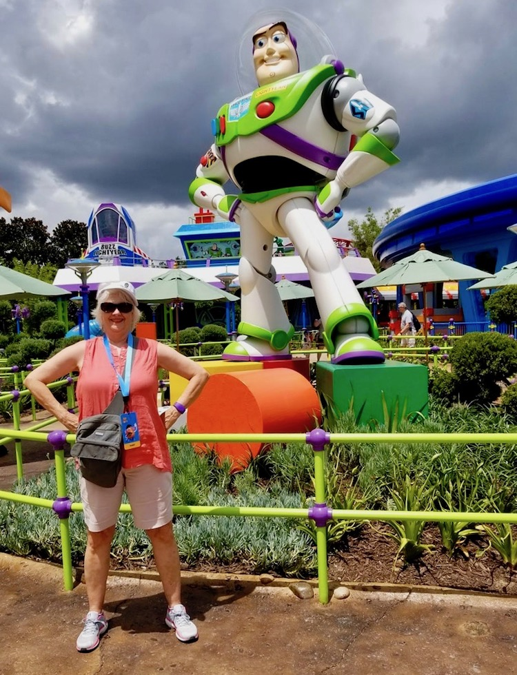 Disney Future Plans launched Toy Story Land June 30, 2018 attracting all ages.