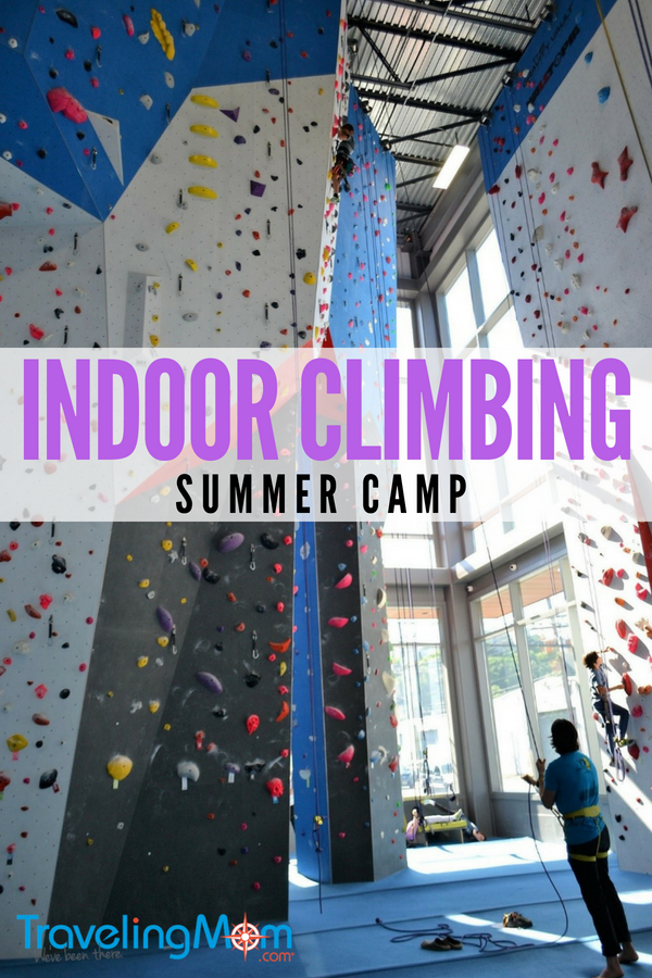 Reasons to Take the Kids to an Indoor Climbing Gym on Your Next Vacation