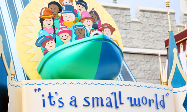11 Best Rides at Magic Kingdom for Toddlers Under 48 inches