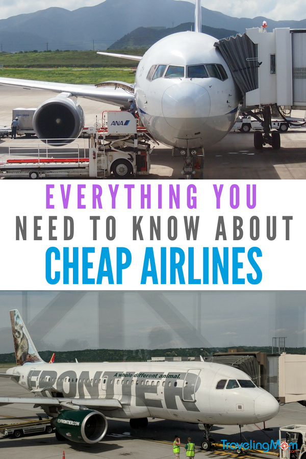 Do low cost airlines really save you money? What do fees are there? Discover everything you need to know about cheap airlines. #TMOM #cheapairfare #FrontierAirlines #SpiritAirlines #AllegiantAirlines