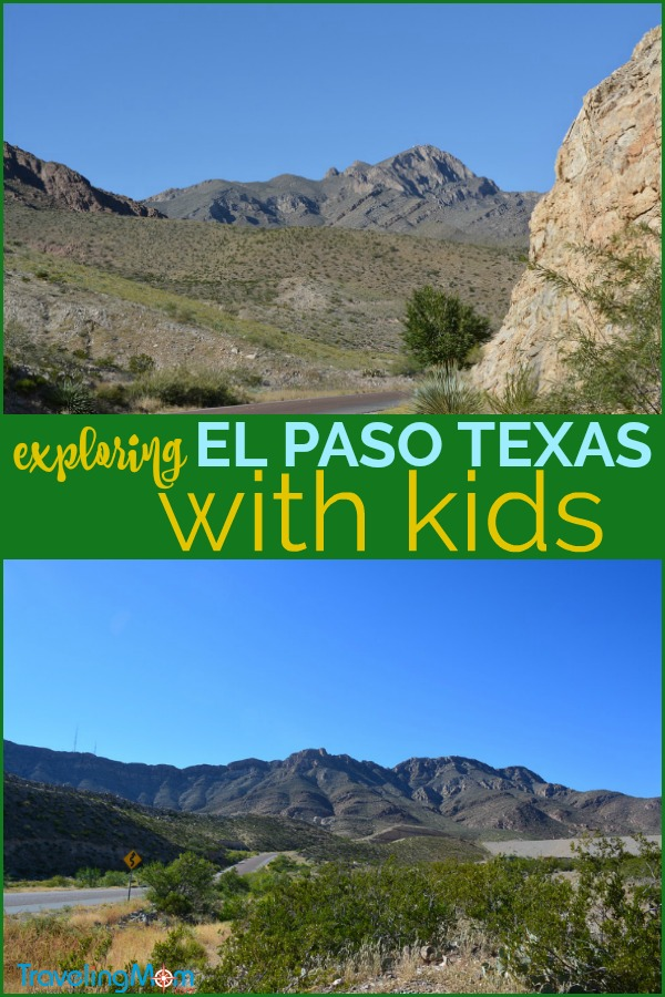 There are so many things to do in El Paso Texas with kids