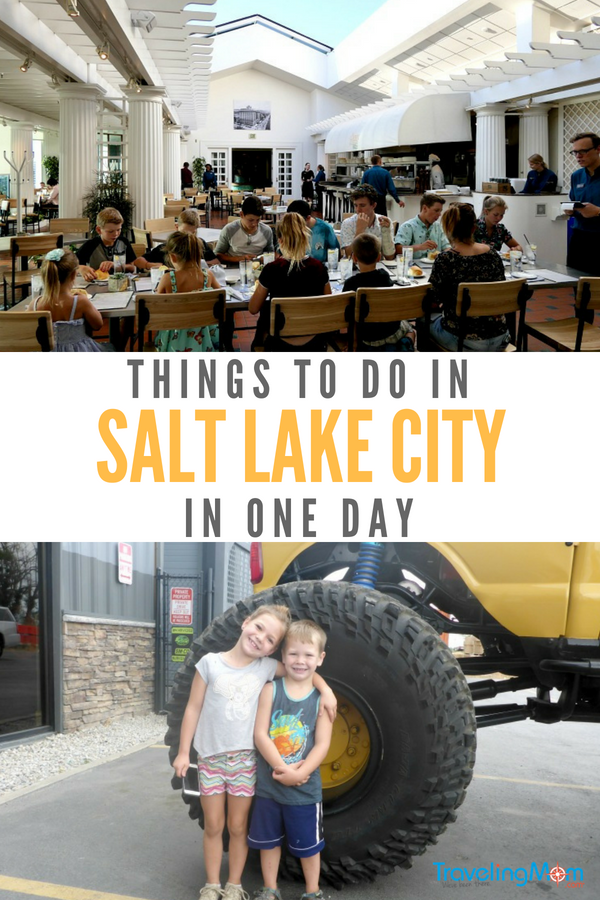 There are so many Things To Do In Salt Lake City in One Day.