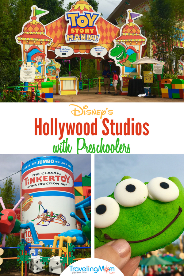 Got all the best for Preschoolers in Walt Disney World's Hollywood Studios. With the opening of Toy Story Land find tons of fun for kids of all ages. #TMOM #Disney #TMOMDisney #ToyStoryLand
