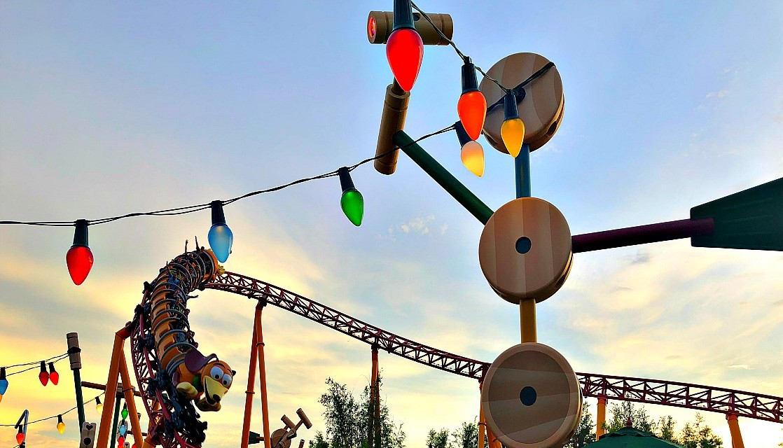 Grandparents Guide to Toy Story Land