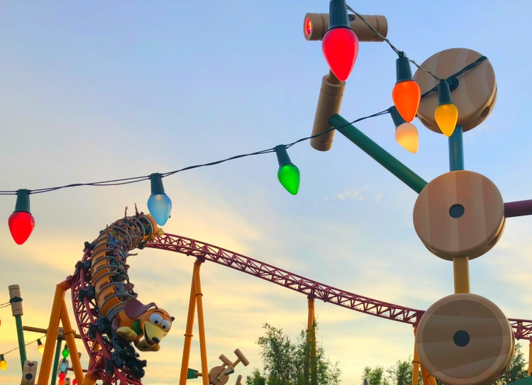 Disney Toy Story Land Grandparents Guide on TravelingMom