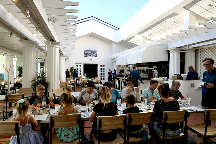 The Garden Restaurant is a top Thing To Do in Salt Lake City in One Day.