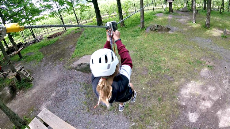 Ziplining is at the top of everyone's Things To Do In Monteregie.