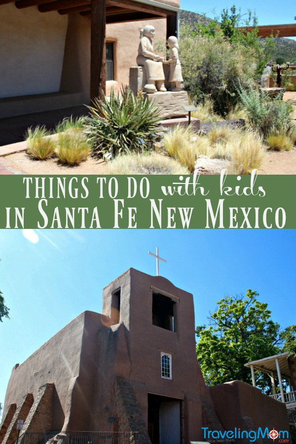 Don't miss this list of things to do in Santa Fe with kids