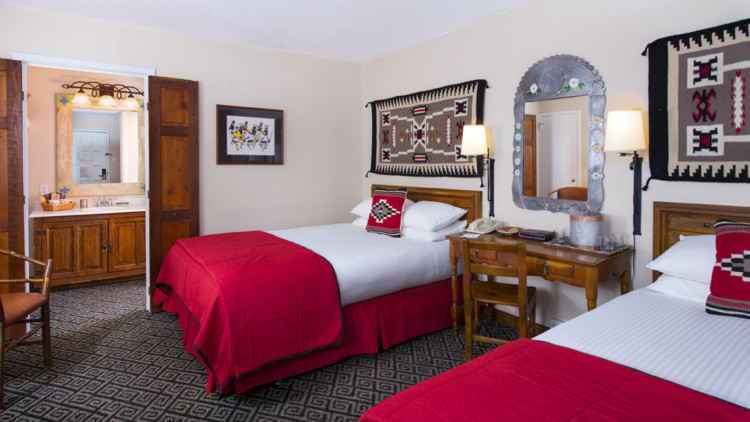 Check out Inn of the Governors when making your plans for things to do in Santa Fe with kids