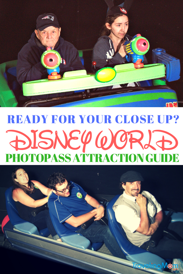 Want perfect PhotoPass pics every time? Consult our guide for the location of cameras on all Disney World attractions. #PhotoPass #MemoryMaker #Disneyattractions #PhotoPassAttractions