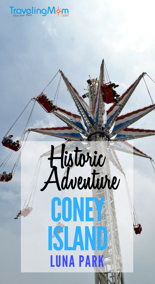 Luna Park in Coney Island: Old Fashioned Fun for the Kids – A Historic Adventure
