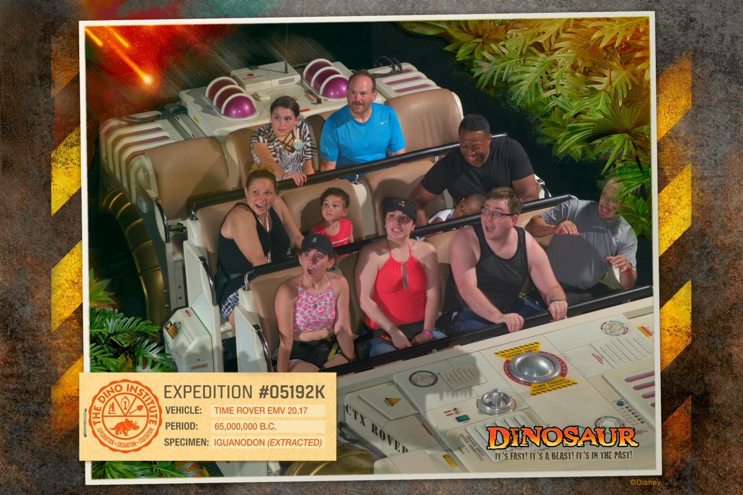 Don't let good pictures go extinct! Make the most of your Memory Maker by knowing the location of all PhotoPass cameras.