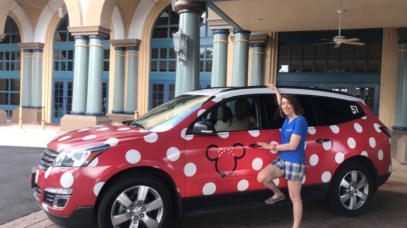 Have you seen the new Minnie Lfyts at Disney?