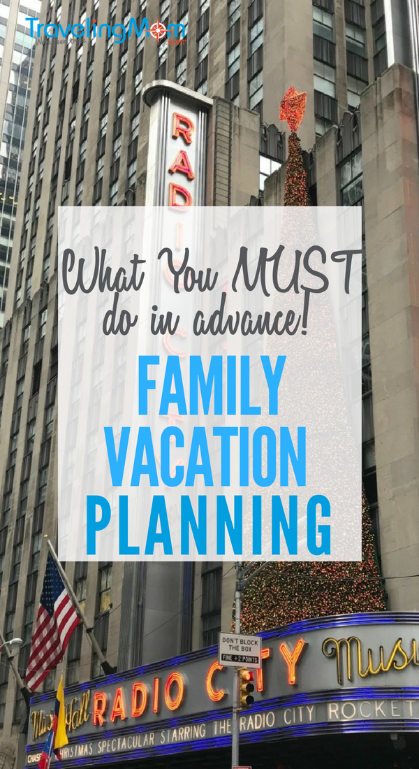 Here's what you MUST do in advance when family vacation planning! Photo by Multidimensional TravelingMom, Kristi Mehes.#FamilyVacation #FamilyVacationPlanning #VacationPlanningTips #FamilyTravel