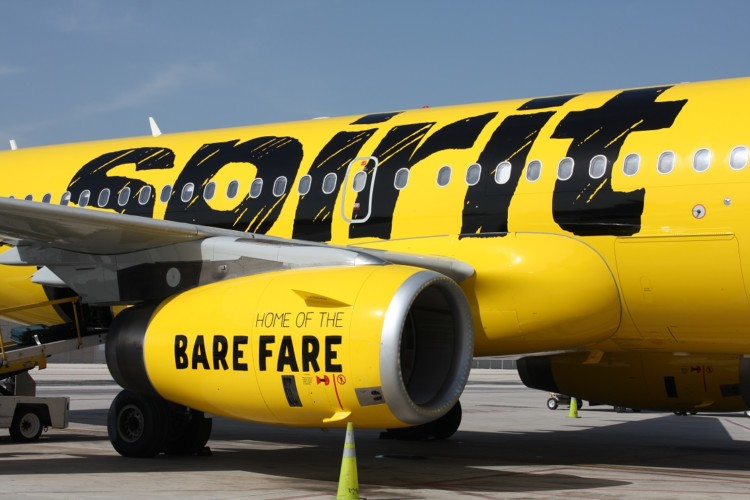 Spirit Airlines was one of the first low cost airlines.