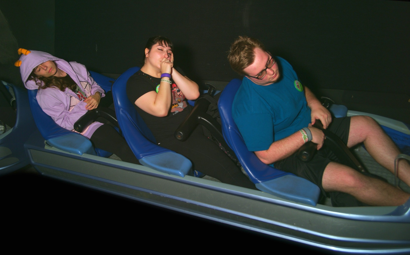 Disney World Space Mountain picture