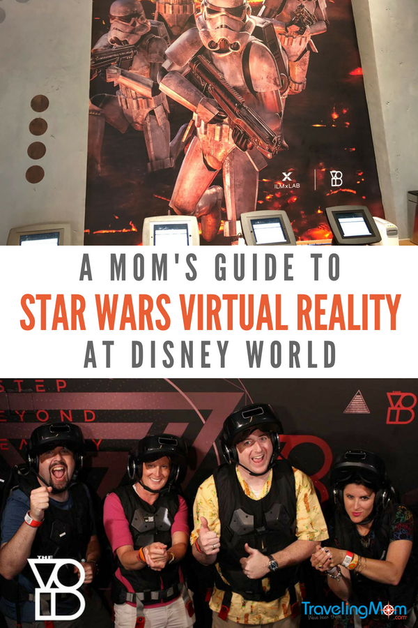"What is ""Secrets of the Empire,"" Star Wars VR experience at Disney World? Is it right for families? Find out with this complete guide to ""Secrets of the Empire,"" the Star Wars virtual reality experience at Disney World. #StarWars #VirtualReality #TMOM #DisneyWorld #GalaxysEdge #VisitFlorida #VisitOrlando"