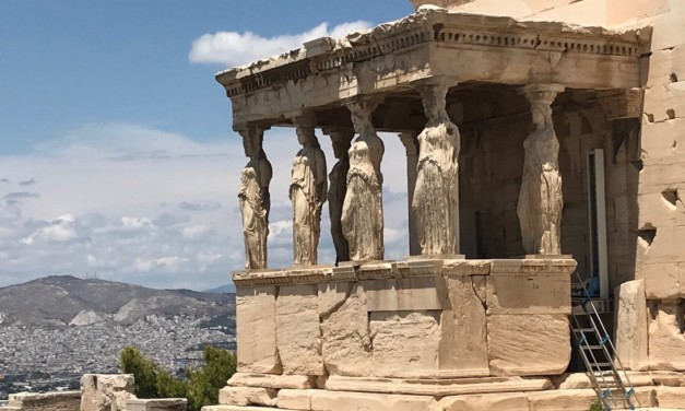 Exploring Ancient Ruins on a Greek Island Cruise