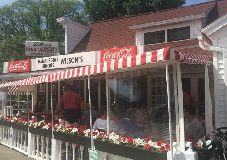 Wilson's Restaurant in Ephraim is a top kid-friendly Door County dining option.