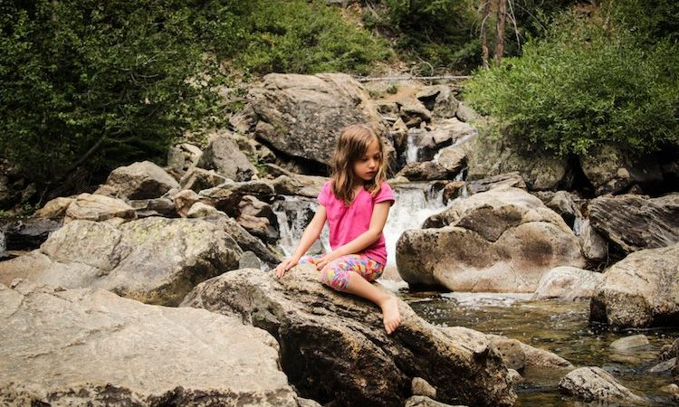 Things to do in Steamboat Springs in the summer - waterfalls