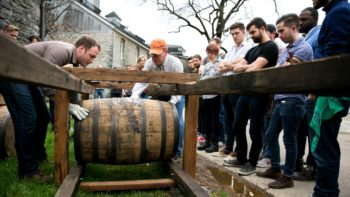 Visit Woodford Reserve Distillery on the best bourbon tour in Kentucky.
