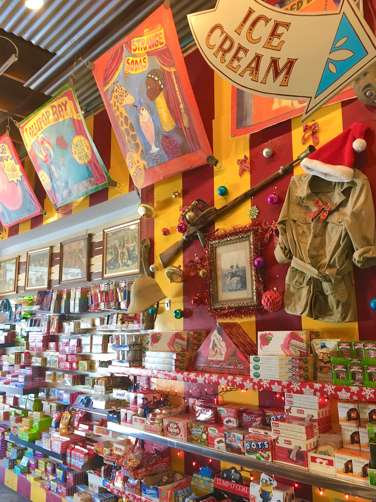 Big Top Candy Shop, 3 day Itinerary for Austin Texas