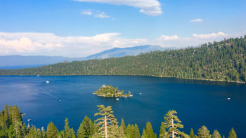 Tahoe is one of my favorite west coast National Park trips for families.