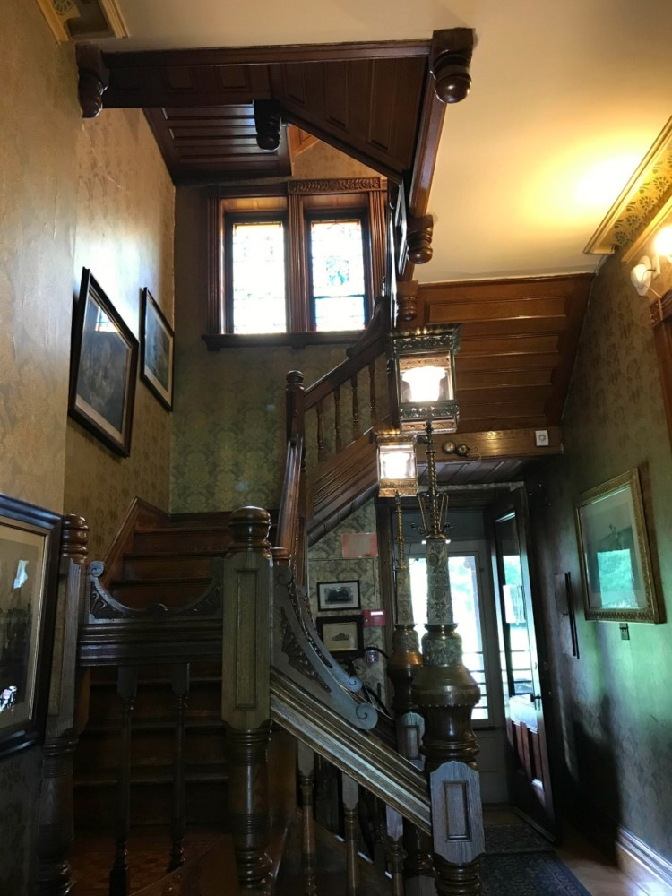 Must-Visit Places on the New York Path Through History Trail: Seneca Falls Historical Society interior.