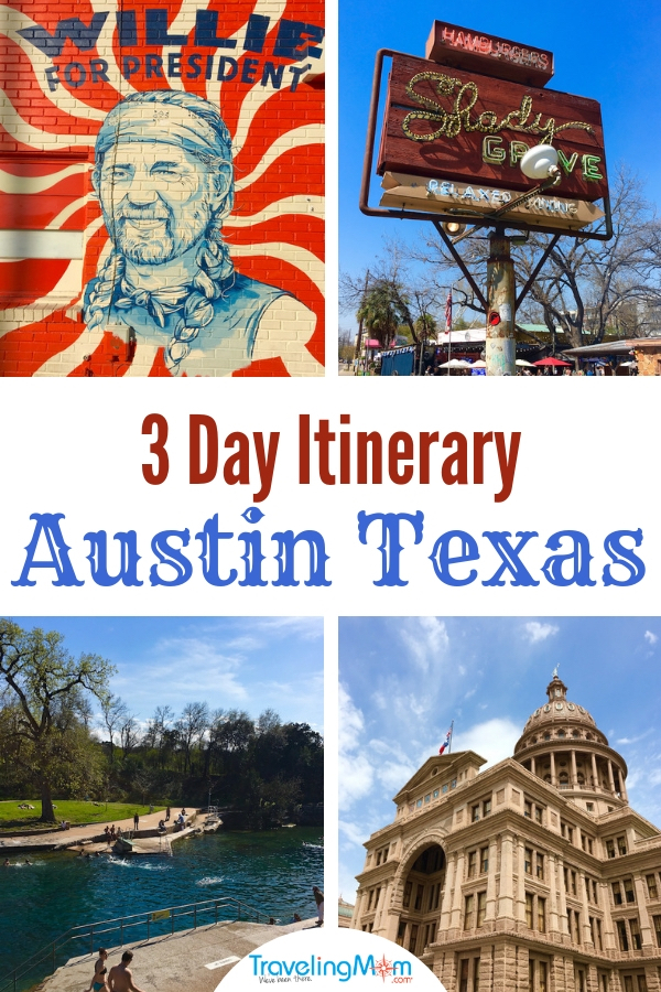 Austin is the darling of Texas with a funky vibe paired with lots of outdoor adventure. Get the best of outdoor family fun along with places to eat and shop. Don't forget the history with a few places to learn more about Texas. #TMOM #Texas #FamilyTravel