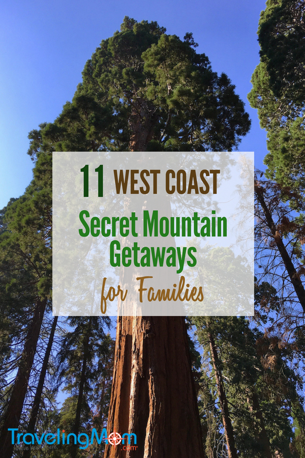 Load up the SUV and head for a West Coast mountain getaway in a National Park. Find cozy cabins for the kids, volcanoes or tide pools. Or find clear mountain lakes, horseback trail rides and temperate rain forests. And all parks offer hiking galore. #TMOM #NPS #familytravel