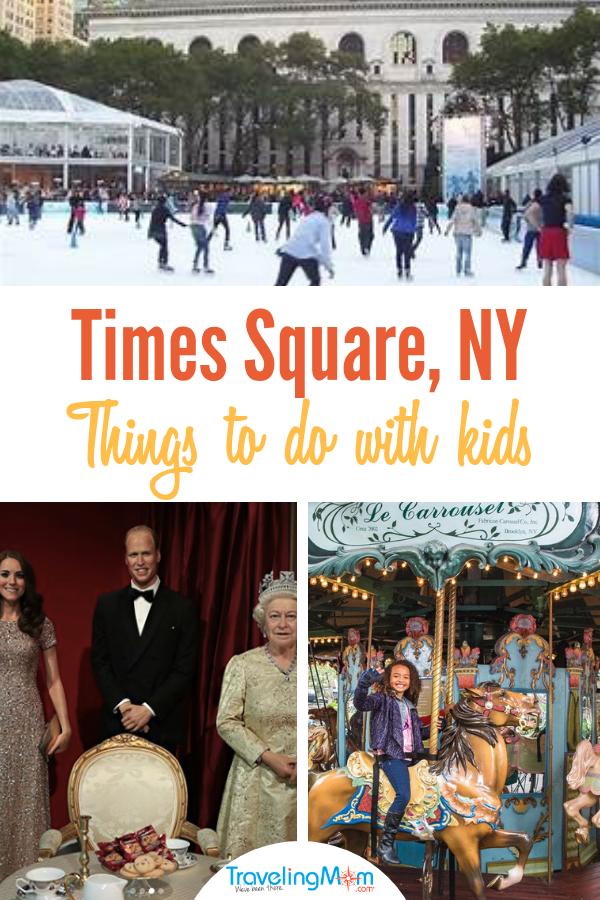 What is on your Times Square bucket list? #timessquare, #bestNYChotel, #NYCwithkids #NYCwithteens #NYCwithtoddlers
