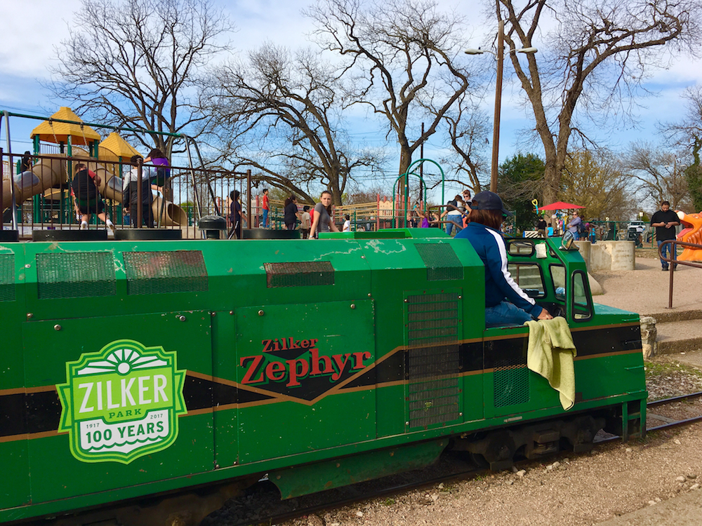 The Zilker Zephyr. 3 day Itinerary of Austin Texas