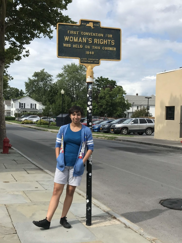 Must-Visit Places on the New York Path Through History Trail: Seneca Falls, NY.