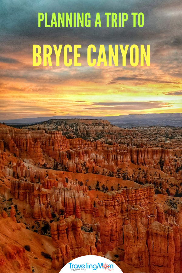 Another nature's amazing creations - Bryce Canyon! Plan your trip to the world of colorful hoodoos and the amazingly blue sky.