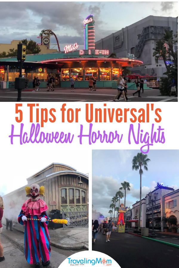 Get your scare on this Halloween at Universal's Halloween Horror Nights annual frightfest.
