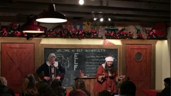 The North Pole Experience in Flagstaff, Arizona