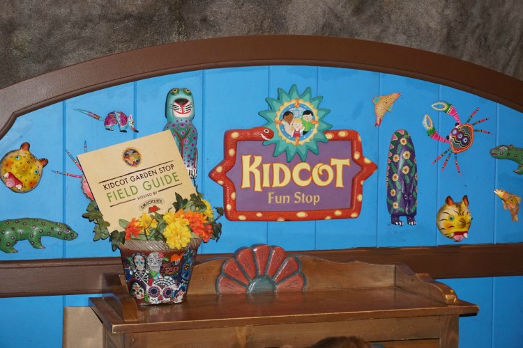 One of the best reasons to visit Epcot with toddlers and preschoolers? The Kidcot Fun Stops! Photo by Multidimensional TravelingMom, Kristi Mehes.