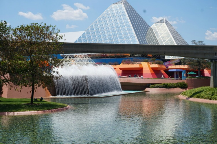There's so much to do at Epcot with toddlers, but be sure to bring a stroller - there's plenty of walking. Photo by Multidimensional TravelingMom, Kristi Mehes.