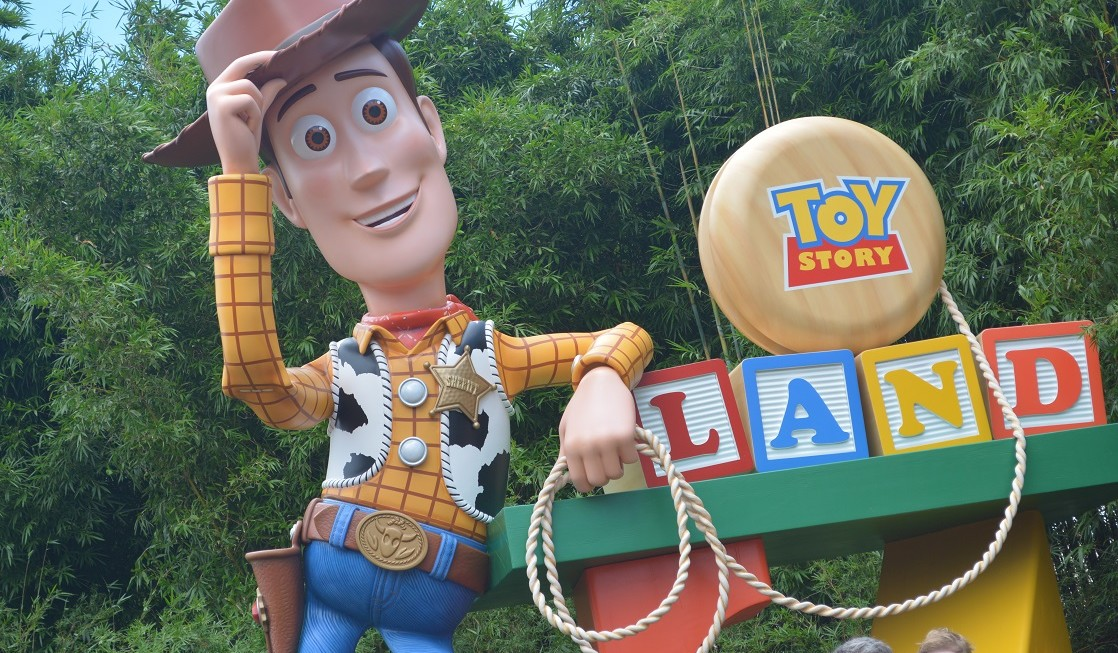 Join Woody and the Gang in Toy Story Land at Hollywood Studios.