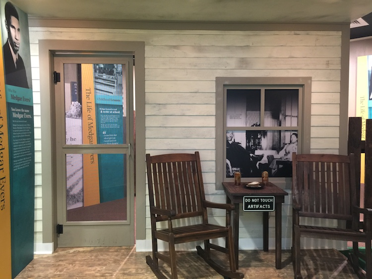 Unique places to visit in Mississippi include kid-friendly exhibits of civil rights history.